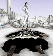 656Askin incapacitates Ichigo