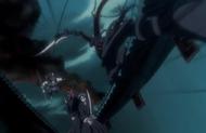 231Gonryomaru and Kazeshini attack