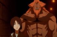 259Hanataro and Hozukimaru discuss