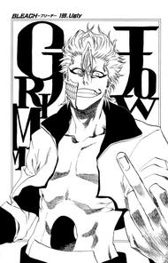 C199 cover Grimmjow