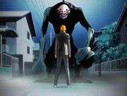 Ichigo menantang FishboneD