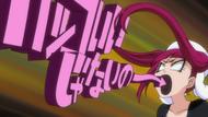 Riruka ao ver Ichigo