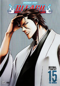 Bleach Viz Vol. 15 Cover