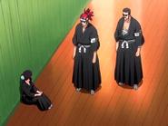 O24 Renji i Tetsuzaemon spotykają Hinamori