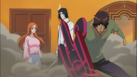644px-Orihime and Sado arrive