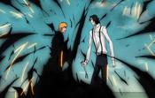 Ichigo ataca a Tsukishima