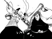 Kirinji Hikifune melindungi Bruh Nimaiya