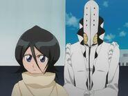 Rukia y Aaroniero