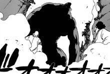 Jidanbō atacando el Departamento de Investigación y Desarrollo