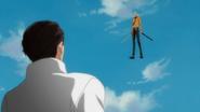 O279 Shinji pojawia się przed Sosuke