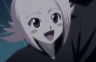 Yachiru explains Kenpachi's lateness