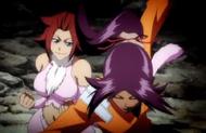 247Yoruichi appears