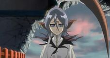 Fade to Black Dark Rukia