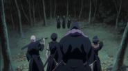 The originals face off against the Reigai