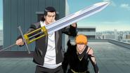 Kugo defends Ichigo