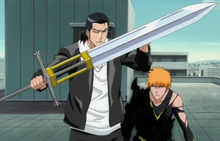 Kugo defends Ichigo