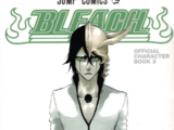 Bleach: Official Character Book 3 UNMASKED