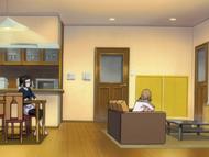 Ep348 Rodzina Kurosakich oczekuje Ichigo