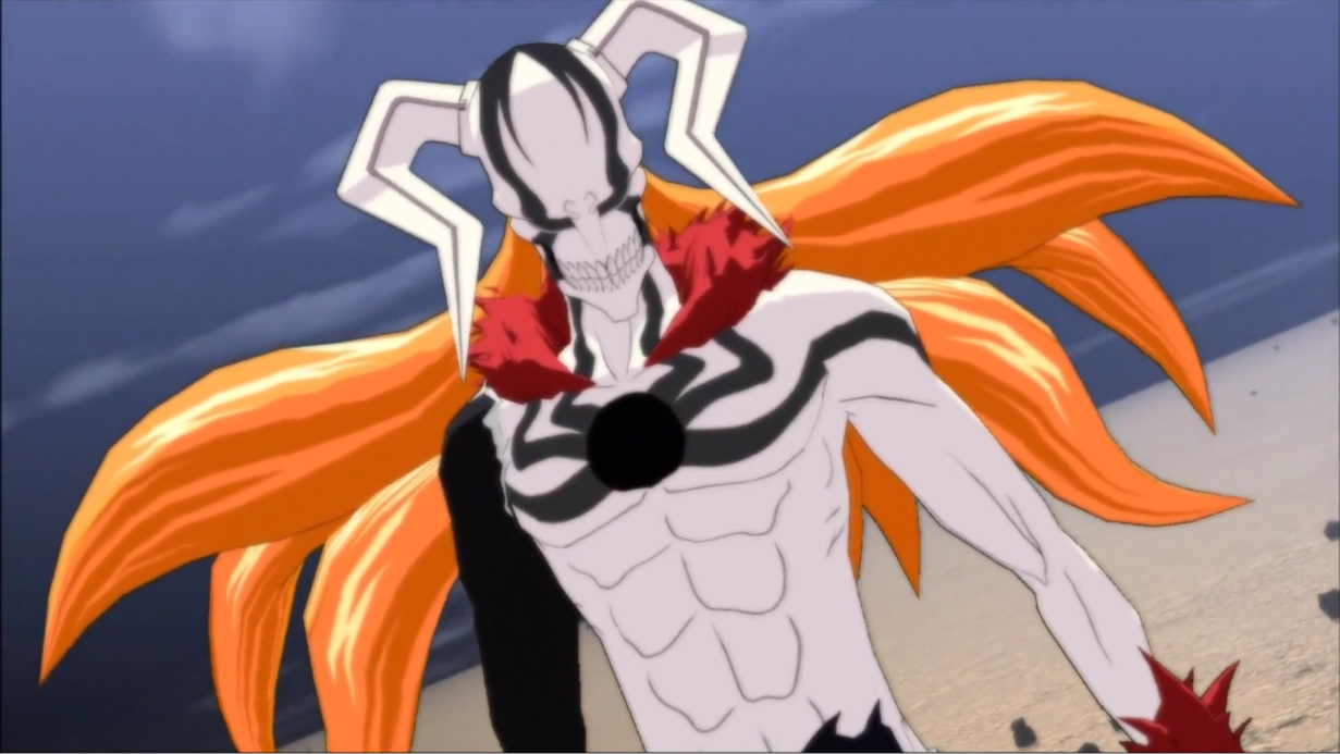 Ichigo Full Hollow Form