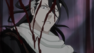 252Byakuya's Shoulder is cut