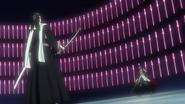 Byakuya And Koga In Senkei