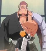 Ichigo se encuentra con Jidanbō
