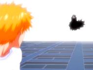 O19 pierwsze spotkanie Ichigo z Zangetsu (Quincy)