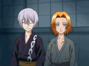 Young Gin and Rangiku Third Phantom