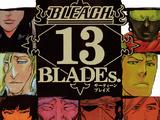 13 BLADEs.