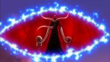 Gunjyo abre el portal del infierno