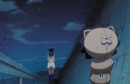 Kon Tries To Ignore Nozomi