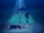 O17 Kisuke i Yoruichi znajdują Ichigo