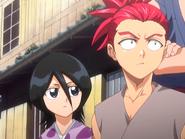 O32 Rukia i Renji w młodości