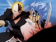 SA - Ichigo vs Grimmjow (2)