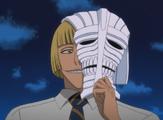 Máscara de Shinji