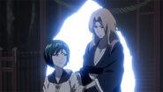 Reigai Rangiku and Nozomi
