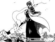 R561 Renji pojawia się na polu bitwy