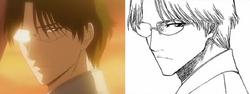 Ryūken Ishida porównanie