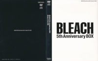 Bleach 5th Anniversary Box Cover