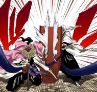 151Shunsui and Ukitake activate