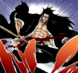 667Kenpachi is wounded
