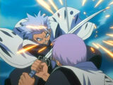 Hitsugaya vs Gin Ichimaru
