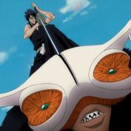 O291 Shuhei wbija miecz w głowę Kaname