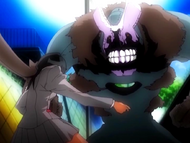 O4 Rukia kontra Shrieker