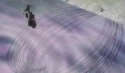 Byakuya walczy z Kougą Kuchiki