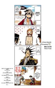 Bleach Pirate Team