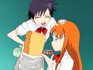 O6 Tatsuki chwali wyobraźnię kulinarną Orihime