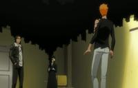Yukio libera a Ichigo