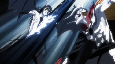 Hollow Ichigo vs Ulquiorra II by kalnobe
