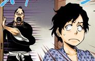 511Yamamoto and Shunsui's past
